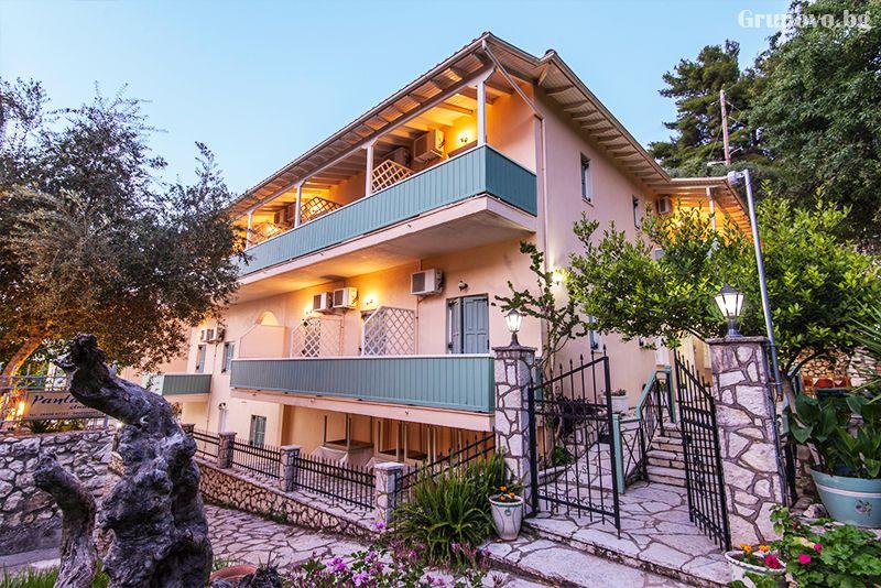 Хотел Olive Tree, Лефкада, Гърция