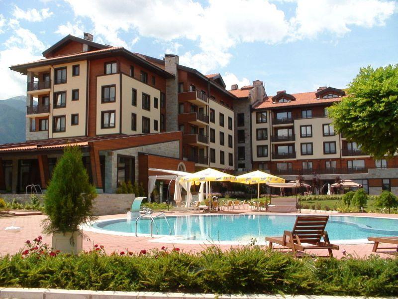 Нощувка на човек със закуска + вътрешен отопляем басейн и СПА зона от Мурите Клуб Хотел, до Банско, снимка 5