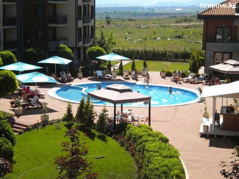 Нощувка на човек със закуска + вътрешен отопляем басейн и СПА зона от Мурите Клуб Хотел, до Банско, снимка 7