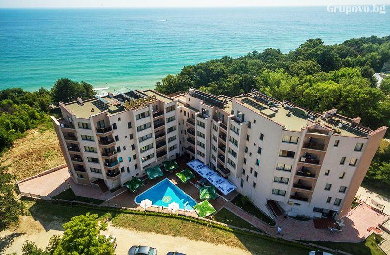 Хотел Морето, Обзор, снимка 3
