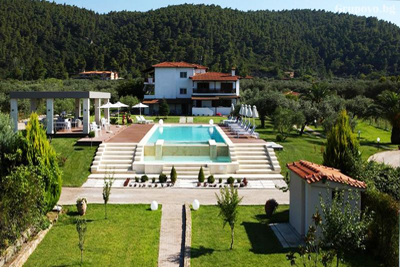 Filis House, Вурвуру, Халкидики, Гърция