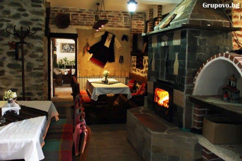 1 или 2 нощувки на човек със закуски и вечери + басейн с минерална вода от Алексова къща, Огняново, снимка 16