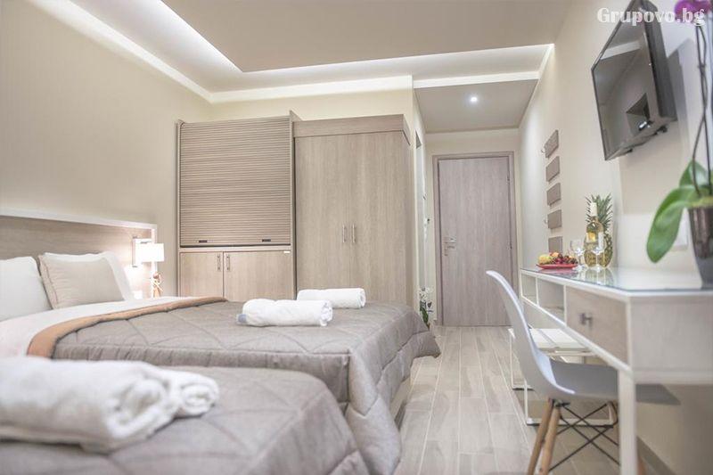 Хотел Vizantio, Паралия, Гърция