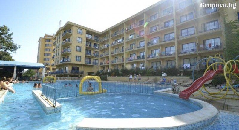 Хотел Дана Палас, Златни Пясъци
