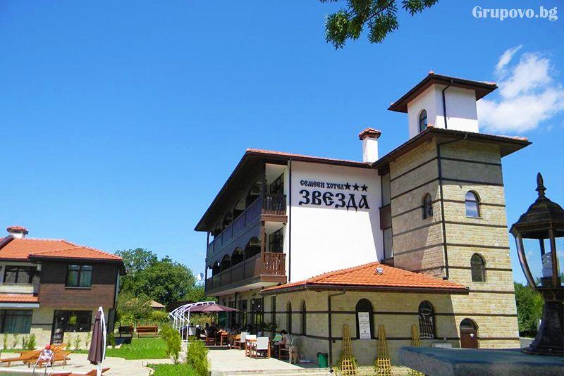 Почивка до Бургас! Нощувка на човек със закуска + басейн и релакс пакет в хотел Звезда, с. Съдиево, снимка 14