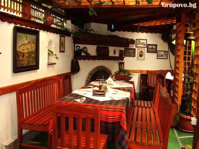 Нощувка на човек със закуска, обяд* и вечеря* от Балабановата къща, Трявна, снимка 5