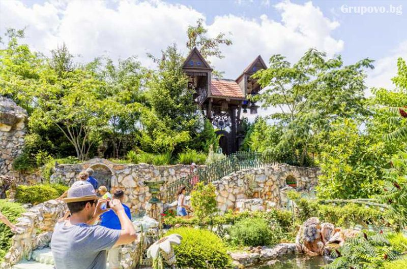 Вход за един възрастен за замъка Влюбен във вятъра, Равадиново, снимка 7