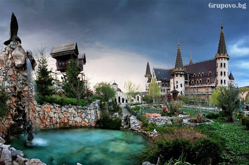 Вход за един възрастен за замъка Влюбен във вятъра, Равадиново, снимка 5