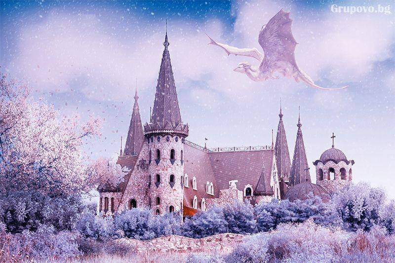 Вход за един възрастен за замъка Влюбен във вятъра, Равадиново, снимка 11