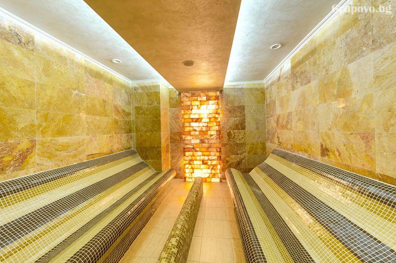 Делнична нощувка за ДВАМА със закуска + минерални басейни и СПА в Инфинити Парк Хотел и СПА****, Велинград, снимка 15