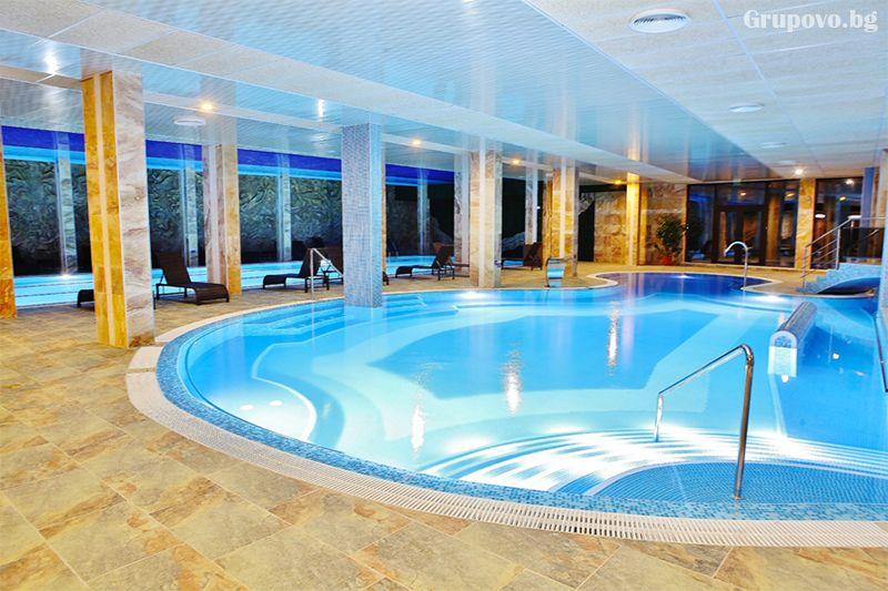 Делнична нощувка за ДВАМА със закуска + минерални басейни и СПА в Инфинити Парк Хотел и СПА****, Велинград, снимка 10