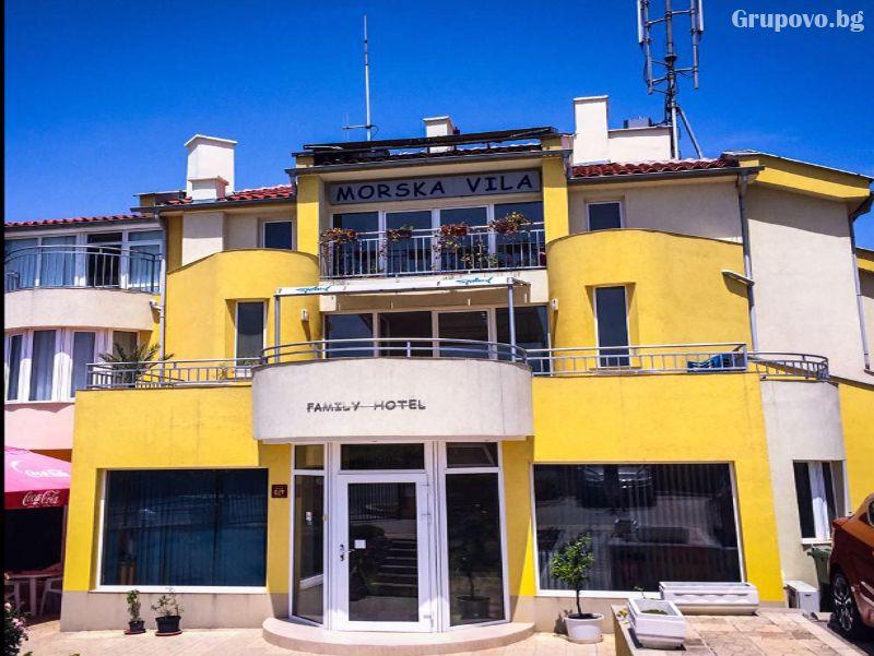 Семеен хотел Морска Вила, Созопол