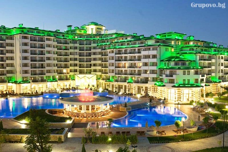Хотел Emerald Beach Resort & Spa, Равда